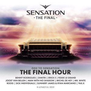 Mr. White - Live @ Sensation 'The Final' Amsterdam (Netherlands) 2017.07.08.
