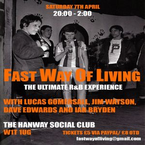 Fast Way Of Living Spring Special 070418 Set 1