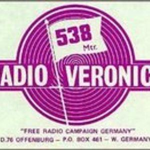 02. Radio Veronica Top 1000 - 23 juli 1974, 14.00 - 15.00 uur, Hans Mondt