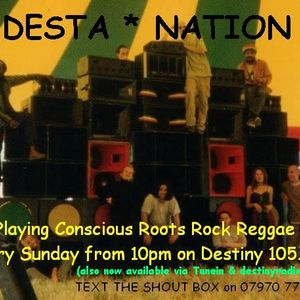 Another Mighty chunk of Tunage from DESTA*NATION, pt.2
