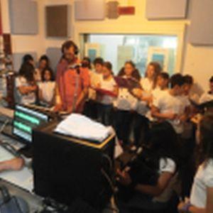 Δημοτικό Σχολείο Ευμοίρου Παρουσίαση ηχογράφησης 14 06 2016.