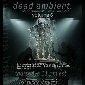 D̢͍̜̝͙͕̲̆̉e▲d ambient• Vol. 6   4 27  ✝?✝? blᐫKgr▲▲v mix ђεƔƔ 9 RA̸̵̛̻̟͔͉̞̟͎̭dio®