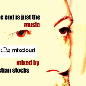 at the end is just the music mixed by christian stocks
