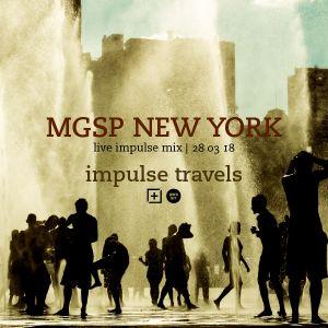 MGSP NEW YORK live impulse mix. 28 march 2018 | whcr 90.3fm | traklife.com