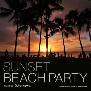 Sunset Beach Party 2014