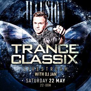 Illusion Trance Classix Livestream with DJ Jan