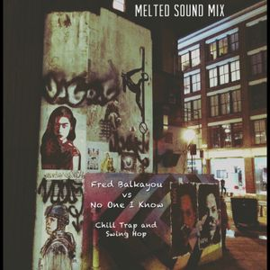 Fred Balkayou vs No One I Know @ Melted Sound. 20-06-2015