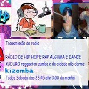 RÁDIO DE HIP HOP E RAP ALGUMA E DANCE KUDURO reggaeton zumba da cidade nao dorme kizomba 108