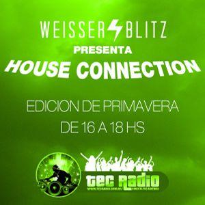 Weisser Blitz - House Connection @ www.tecradio.com.ar (21.09.2011) Parte 1