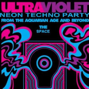 ULTRAVIOLET NEON TECHNO PARTY @ New Year's Eve 2013