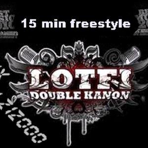 lotfi dk  15min freestyle MIX by zizooo