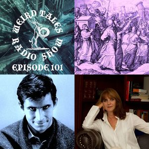 Weird Tales Radio Show 101