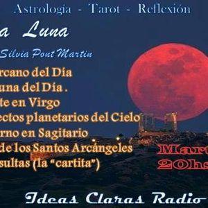 La Luna de Silvia Pont Martin 29 09 2015