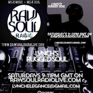 Rugged Soul on RawSoul Radio 6-1-18
