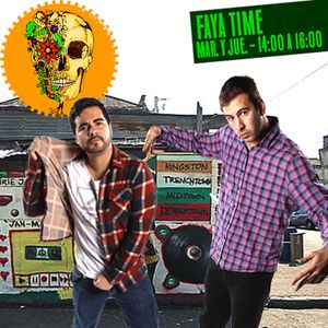 FAYA TIME MARTES 27 DE JUNIO 2017