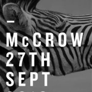 Live@ McCrow Exhibition 27/09/2012