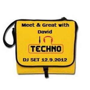 DJ_DUKE@Meet & Great with David DJ Set 12.9.2012