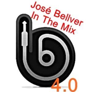 """José Bellver """"In The Mix 4.0"""""""