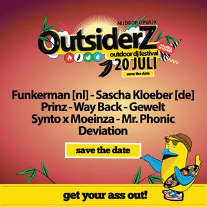 Prinz @ Outsiderz '15 [Haus stage]