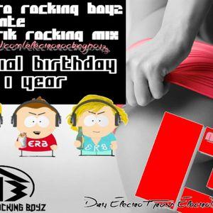 Elektrik Rocking Mix Numéro 13 SPECIAL BIRTHDAY