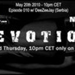 DEVOTION 010 Guestmix (May_20_2010) on Pure.FM