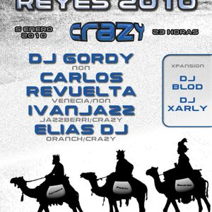 Elias Dj @ Crazy - Remember de Reyes 2010 [Bumping]