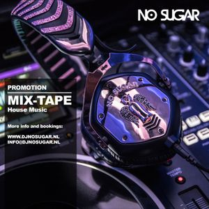 PROMOTION MIX_HOUSE_FEMALE DJ NO SUGAR 2018