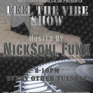 FEEL THE VIBE CREW/TAKEOVER SHOW/SOUL TRAIN RADIO - Tuesday 22nd March