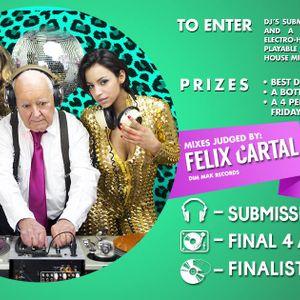 The Faux Pas Friday Contest Mix