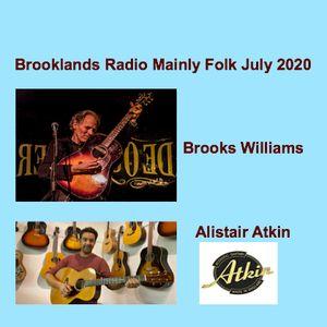 Brooklands Radio Mainly Folk July 2020