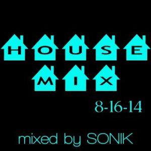 House Musik Mix 8-16-14