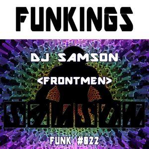 DJ Samson - Funkings (Frontmen)