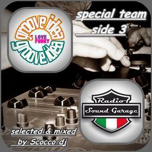 """... """" Special team """" side 3 by Scocco dj"""