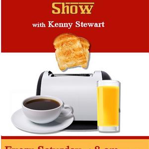 80's Breakfast Show With Kenny Stewart - June 27 2020 www.fantasyradio.stream