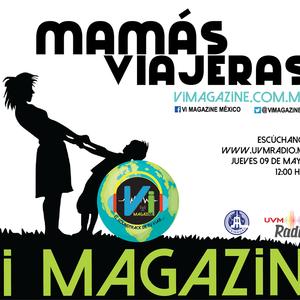 Vi Magazine Especial de Mamás Viajeras