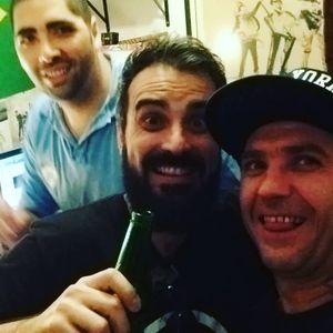 Programa Brazucas do Rock 196 - Entrevista com Lee Marcelino e Caio Durazzo - 15/12/2015