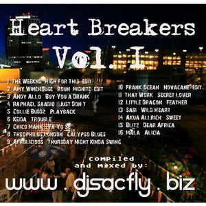 DJ Sac Fly - Heart Breakers
