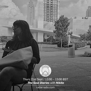 Soul Diaries w/ Nikita - 21st September 2017