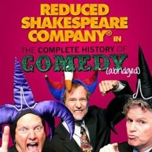 Fringe Interview: Reduced Shakespeare Company