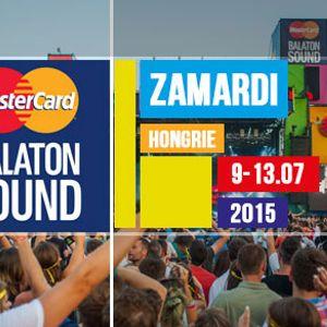 Ummet Ozcan live @ Master Card Balaton Sound 2015 (Hungary)