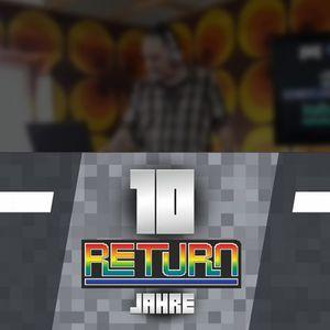 8 Bit Retro-Mashup-Mega-Mix   10 Jahre RETURN-Magazin Event