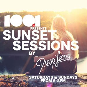 Sunset Sessions #1 (August 2016) @ 100.1 FM Santo Domingo
