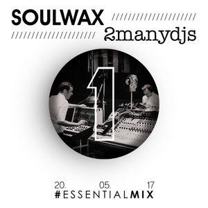 Soulwax / 2manydjs Essential Mix 2017