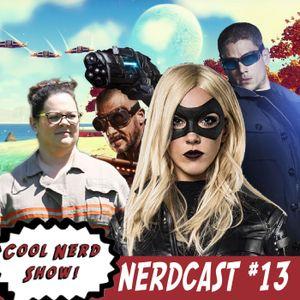 Cool Nerdcast #13: Ghost Blunders