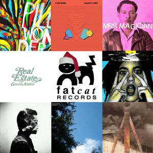 FatCat Records Staff End Of Year List 2011 - FatCat Records Podcast