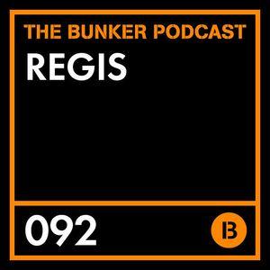 Techno Scene Best Mixes: Regis - The Bunker Podcast 92