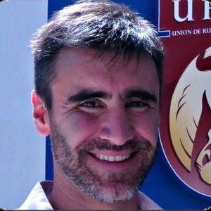 """Francisco """"Achi"""" Pastrana Responsable Arbitraje URBA @rugbych 21-9-2017"""