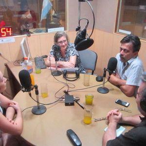 Iván Sotomayor y Zulma Lovay (ALE)- Entrevista en El Reloj - 03-02-14