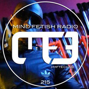 MIND FETISH RADIO - 215 - The Secret Session - Live From Vegas