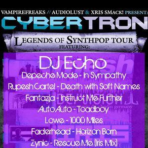 Cybertron Legends of Synthpop Set